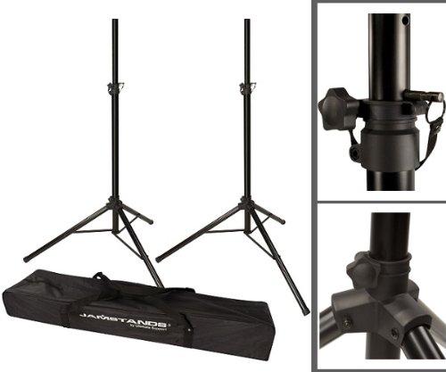 ULTIMATE JS-TS50-2/スピーカースタンド*2本 + キャリングバッグセット