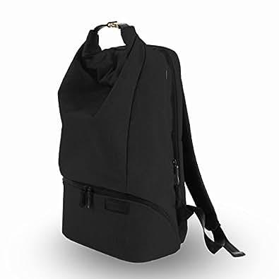 サカン *back pack crum BP ブラック