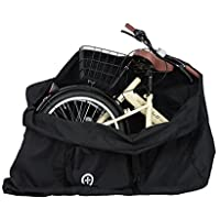Raychell(レイチェル) 折りたたみ自転車用 輪行バッグ 大容量輪行袋 収納ポケット付き 【20インチ用/26インチ用】