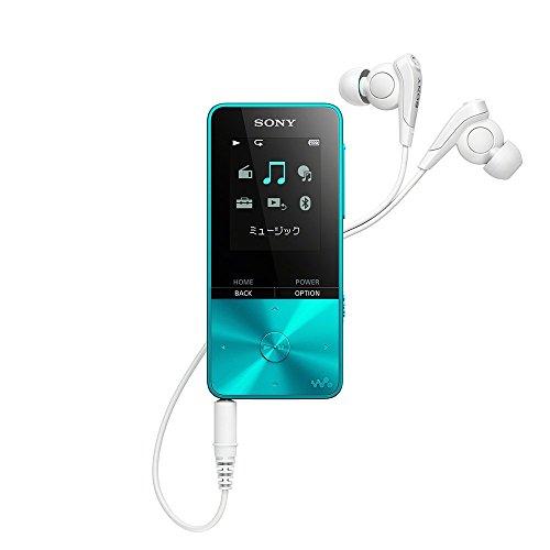 SONY (ソニー) NW-S313-L ウォークマン Sシリーズ 4GB ブルー B074FMD4ZZ 1枚目