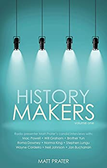 Historymakers by [Prater, Matt]