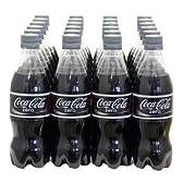 コカコーラ zero 500ml ペットボトル 24本x2セット(48本)