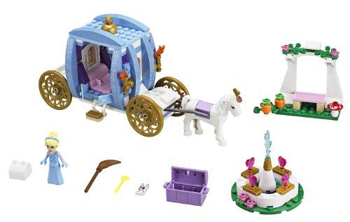 レゴ ディズニープリンセス シンデレラのまほうの馬車 41053
