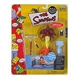 The Simpsons Series 9 Playmates Action Figure Prison Sideshow Bob [並行輸入品]
