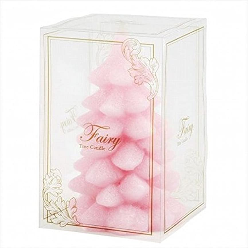 散らすベーコン痛みkameyama candle(カメヤマキャンドル) フェアリーツリーL 「 ピンク 」(A5890020PK)