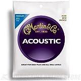 Martin アコースティックギター弦 ACOUSTIC?(80/20 Bronze) M-150 Medium .013-.056