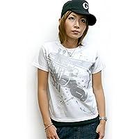 Funk Jazz(ファンク ジャズ) Tシャツ (ホワイト) hw003tee -G- オリジナル ブルース 音楽 半袖 白