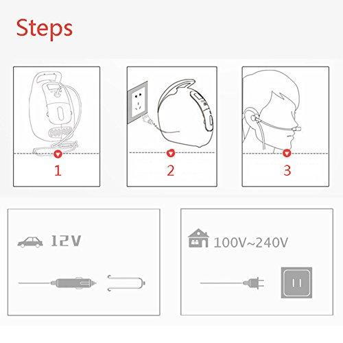 LIQICAI 酸素発生器 酸素濃縮器 家庭用 空気清浄器 ...