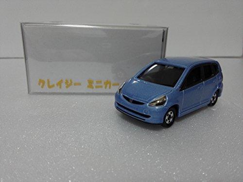 箱なし 絶版トミカ ホンダ フィット LBL クレイジーミニカーサークル ケース付き