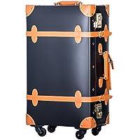 トランクケース スーツケース 四輪 超軽量 キャリーケース 【復古主義】