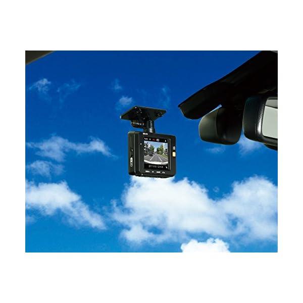 コムテック ドライブレコーダー ZDR-015...の紹介画像5