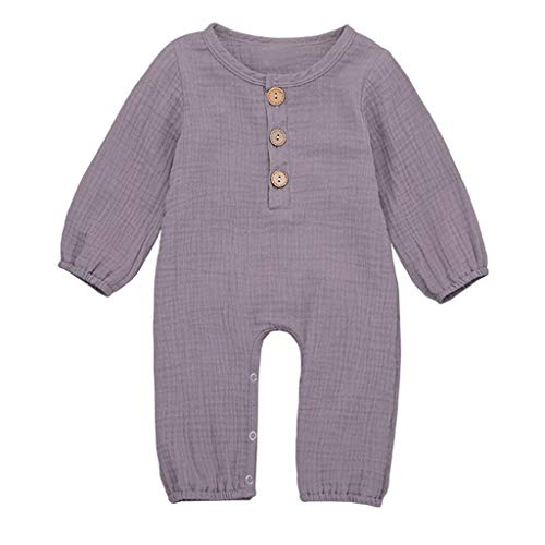 9def4b07b9279e ベビー ロンパース ベビー服 新生児 ロンパース 袖なし 無地 赤ちゃん クライミングスーツ 子ども服 可愛い 歩行服