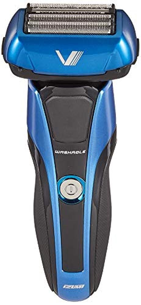 IZUMI Z-DRIVE ハイエンドシリーズ 往復式シェーバー 4枚刃 ブルー IZF-V978-A-EA