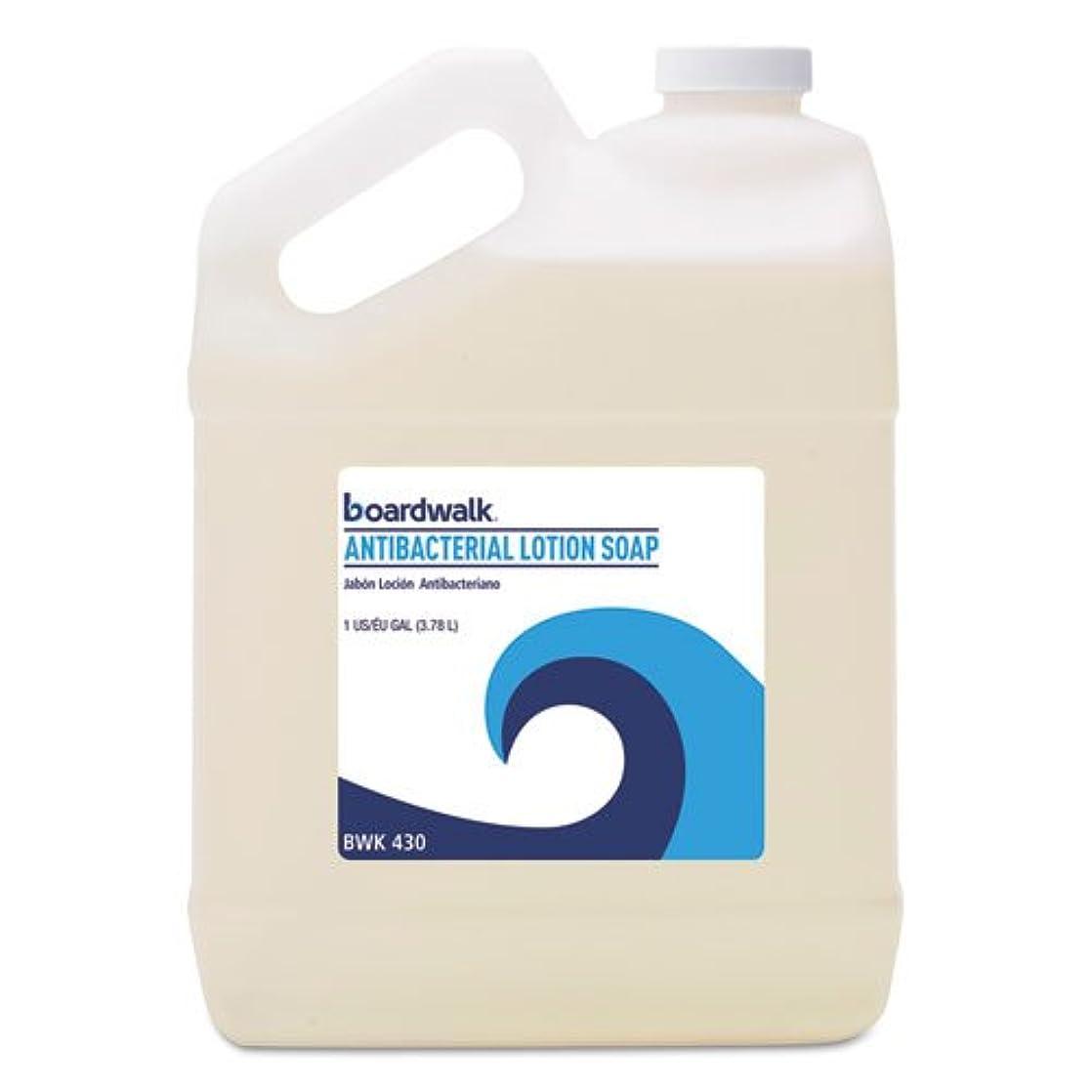 スパーク快適過敏なBoardwalk 抗菌液体石鹸 フローラルバルサム 1ガロンボトル