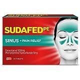 Sudafed Sinus & Pain 20