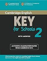 Cambridge English Key for Schools 2 (KET Practice Tests)