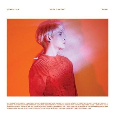 【早期購入特典あり】 SHINee ジョンヒョン Poet l Artist ソロアルバム ( 韓国盤 )(初回限定特典5点)(韓メディアSHOP限定)