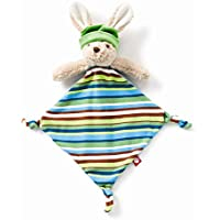 Zutano Plush Blankie, Hip Hoppy Boy by Zutano
