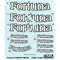 """タブデザイン 1/12 YZR-M1用""""FORTUNA""""【12009】"""