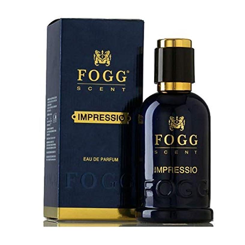拍車告白敵意Fogg Impressio Scent for Men, 100ml