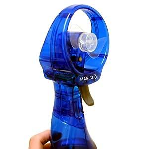 (MAGICOOL)マジクール シリーズ クイッククール (ブルー) ウォーターミストファン ミストクーラー