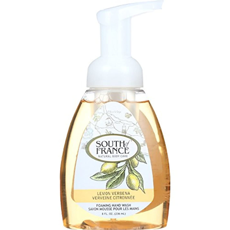 資源プロテスタント折り目Hand Soap - Foaming - Lemon Verbena - 8 oz - 1 each by South Of France