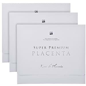 国産 馬 プラセンタ 高配合 キレイ・デ・プラセンタ サプリメント 30粒×3箱
