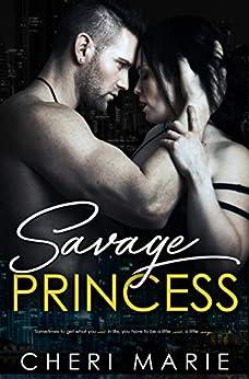 Savage Princess by [Marie, Cheri]