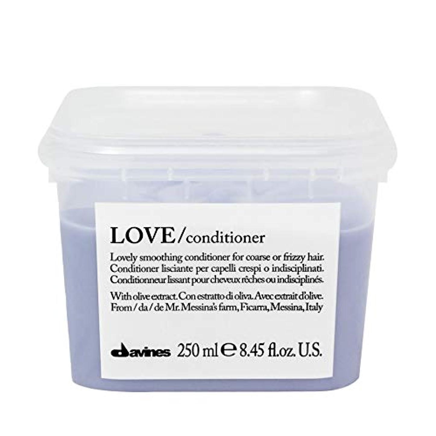 リンス衣類イタリアの[Davines ] ダヴィネスラブコンディショナー250Ml - Davines Love Conditioner 250ml [並行輸入品]