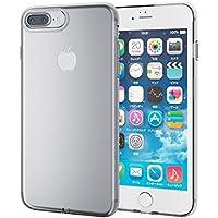 エレコム iPhone7 Plus ケース [iPhone8 Plus対応] ソフトケース 極み  クリア PM-A16LUCTCR