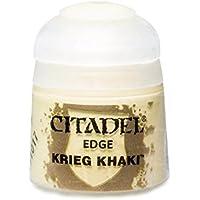 Citadel Paintsエッジ: KriegカーキbyゲームワークショップWarhammer 40 K