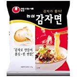 農心 カムジャ麺(ジャガイモラーメン) 117g■韓国食品■冷麺/春雨/ラーメン■農心