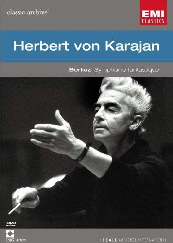Herbert von Karajan/Berlioz:Symphonie Fantastique (EMI Classic Archive) [DVD] [Import]
