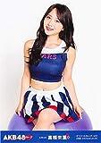 【高橋朱里】 公式生写真 AKB48グループ オフィシャルカレンダー2019 封入特典 (カレンダーは付属しません)