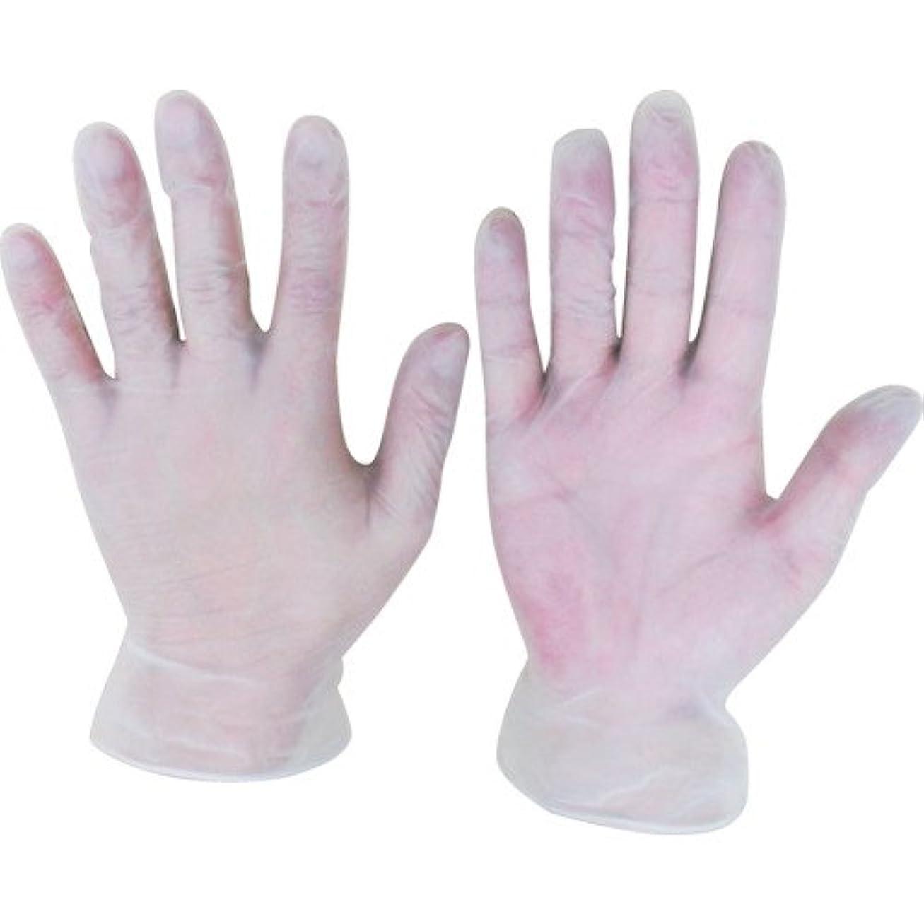 応じる要件然としたシンガー USプラスチック ディスポ手袋 201(100枚入)L