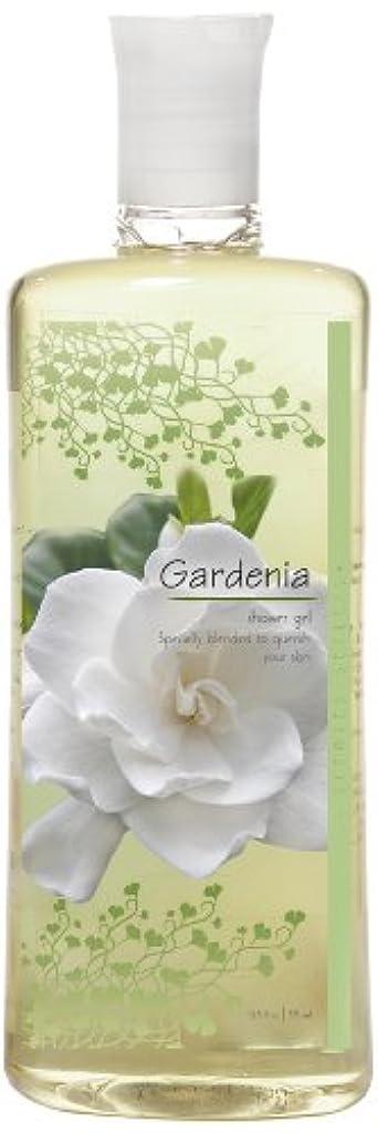 淡い十一砂のScented Secrets Shower Gel, Gardenia, 12.8 Ounce by Scented Secrets