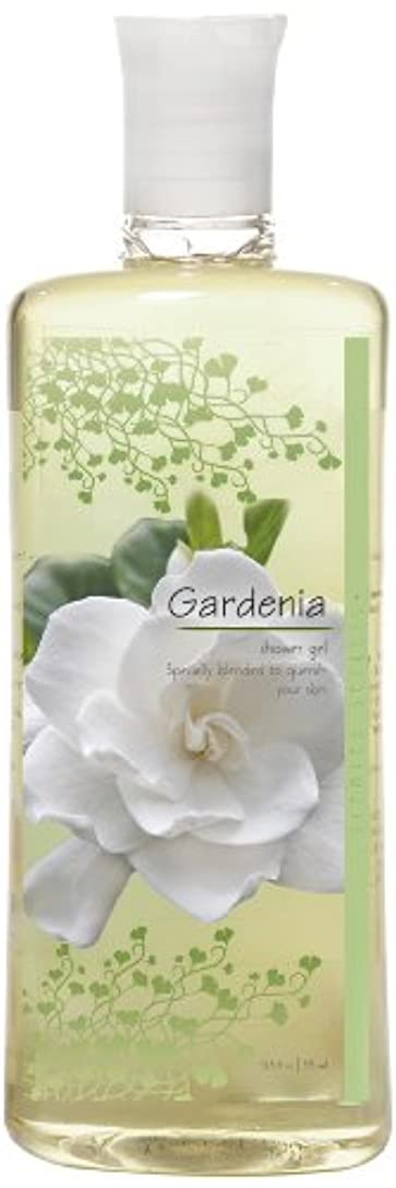 絶壁レーダー行列Scented Secrets Shower Gel, Gardenia, 12.8 Ounce by Scented Secrets