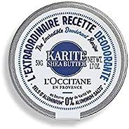 L'Occitane L'Occitane The Incredible Deodorant Recipe in Shea Butter,