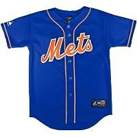 MLB New York Mets Alternateレプリカジャージー、ロイヤル、スモール