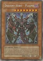 Yu-Gi-Oh! - Destiny Hero - Plasma (CT04-EN003) - 2007 Collectors Tins - Limited Edition - Secret Rare