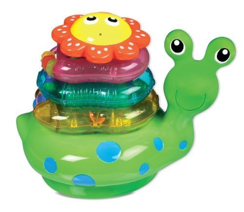 Munchkin Snail Stacker Bath Toy by Munchkin [並行輸入品]