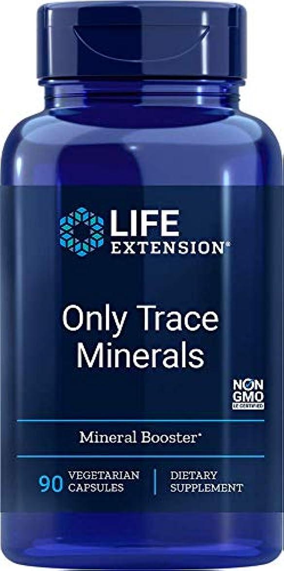 ホット散歩養う海外直送肘 Only Trace Minerals, 90 vcaps