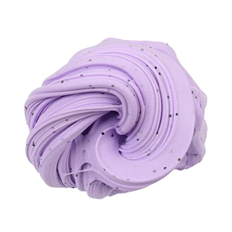 lavanyふわふわSlime、ClearenceジャンボふわふわFloam Slime No Borax Squishy Stress Relief香りつきSludgeおもちゃを大人と子供 マルチカラー 702937801933