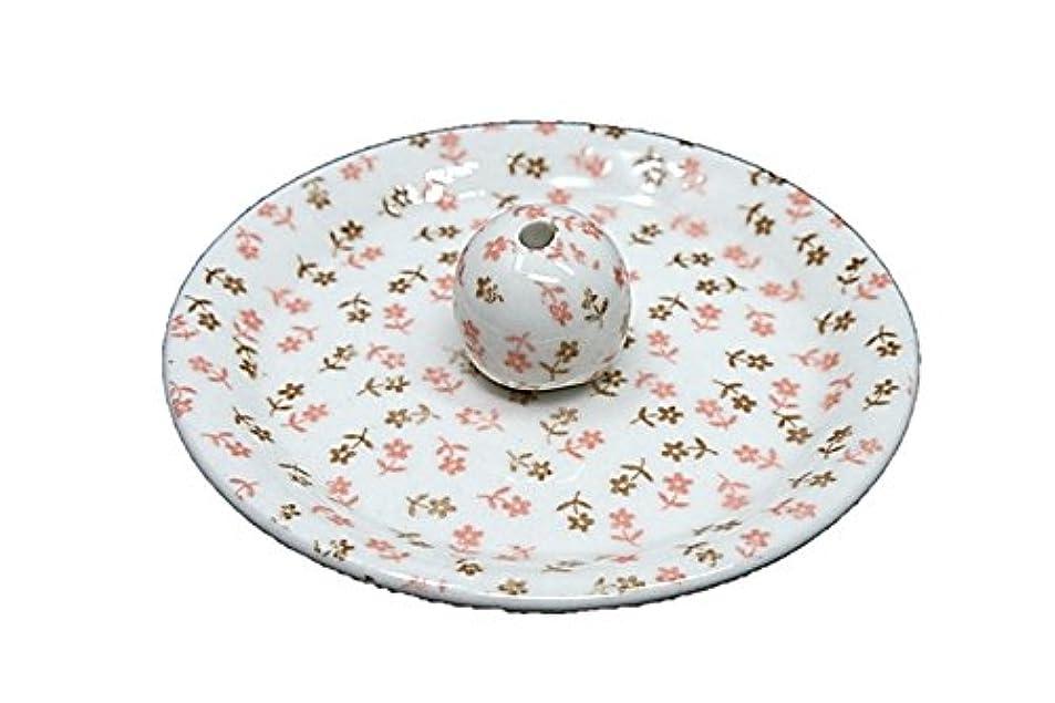 パッドに付ける仲人9-19 ミニフラワー 9cm香皿 お香立て お香たて 陶器 日本製 製造?直売品