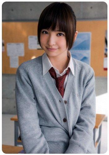 AKB48 B5 下敷き [篠田麻里子] 桜Ver.