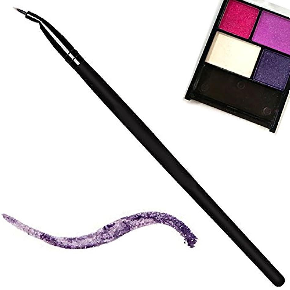 毎年アトラス熱心Queen REIアイシャドウがアイライナーになるブラシ ジェルライナー アイシャドウ アイライナー 化粧ブラシ ブラシ メイクブラシ メイク道具 化粧筆