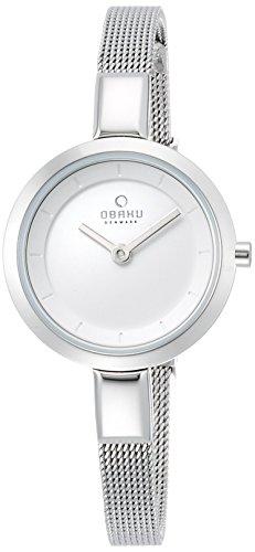 [オバク]OBAKU 腕時計 2針 V129LXCIMC レ...
