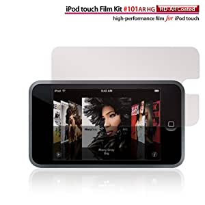 Micro Solutions 保護フィルム・iPod Touch Film Kit #101AR HG/ITFK101ARHG