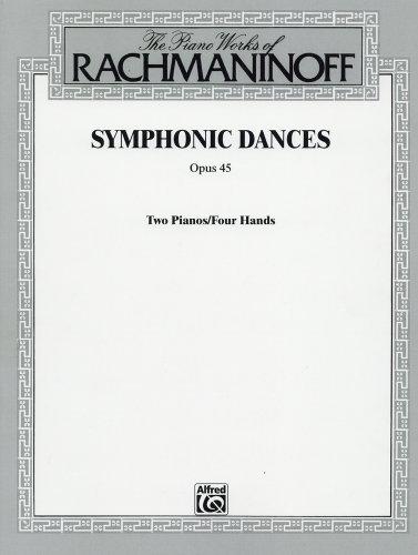 ラフマニノフ : シンフォニック・ダンス Op.45/CPP...