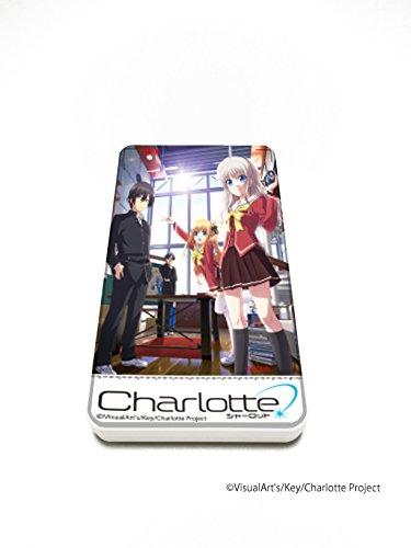 キャラチャージNCharlotte01ティザービジュア...